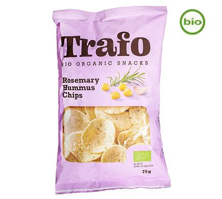 Trafo Hummus Chips Rozemarijn BIO 75g
