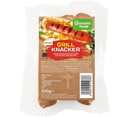 Vantastic Foods Grillworstjes 200g