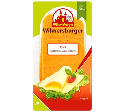 Wilmersburger Plakjes Chilipeper 150g