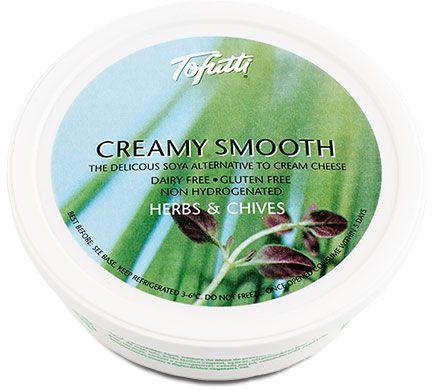 Tofutti Creamy Smooth Kruiden & Bieslook 225g