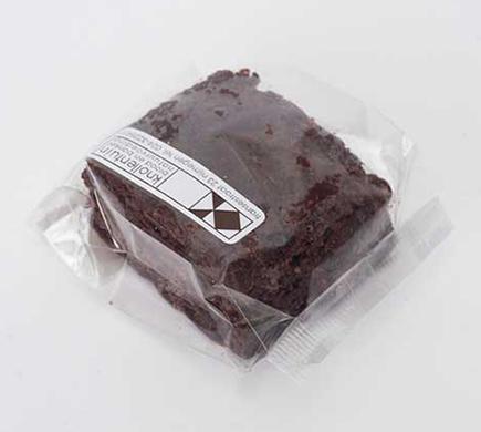 De Knollentuin Verse Brownies BIO (4 st.)