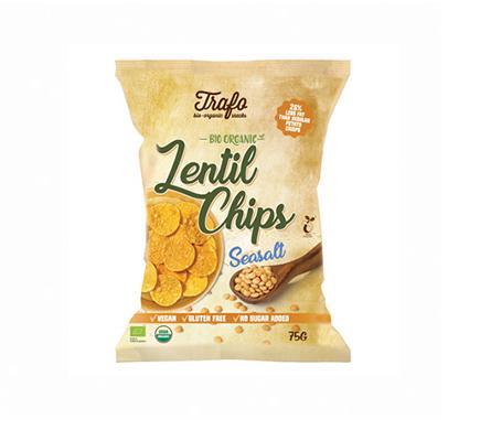 Trafo Linzen Chips Zeezout BIO 75g