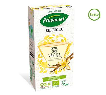 Provamel Soja Dessert Vanille BIO 525g