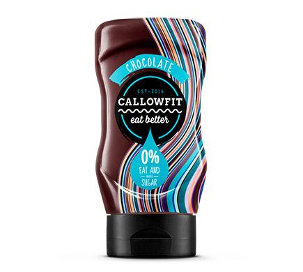 Callowfit Chocolate Sauce 300ml
