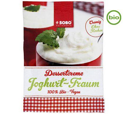 Dessert Mousse Yoghurt BIO 58g