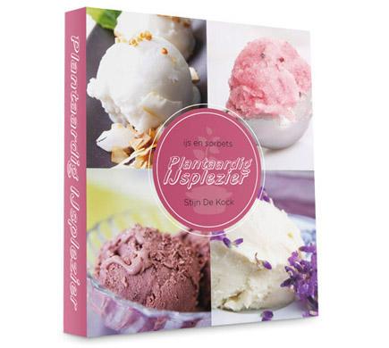 Plantaardig IJsplezier - ijs en sorbets (e-book)