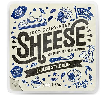 Sheese Blue English Style 200g