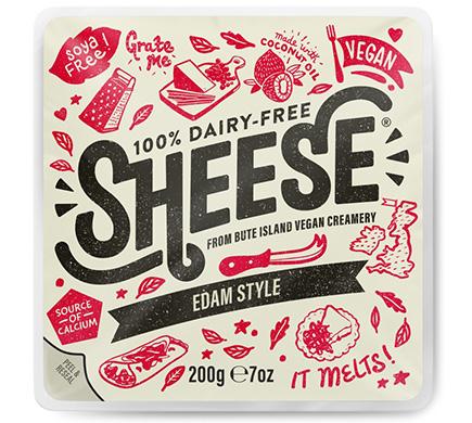 Sheese Edam Style 200g