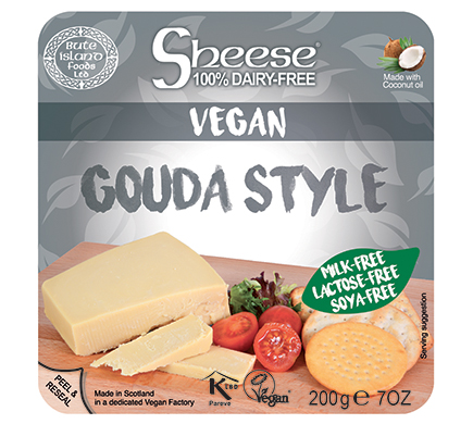 Sheese Gouda Style 200g