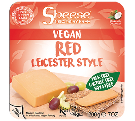 Sheese Red Leicester Style 200g