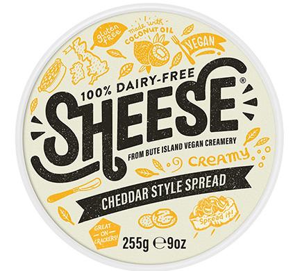 Creamy Sheese Cheddar 255g