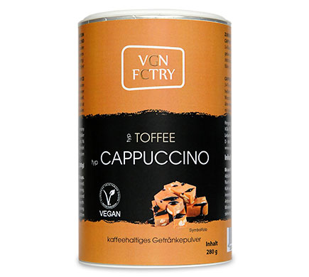 Instant Cappuccino Toffee 280g