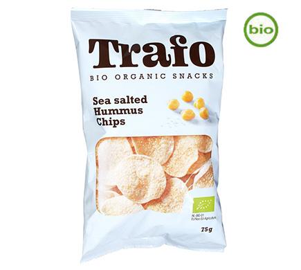 Hummus Chips Zeezout BIO 75g
