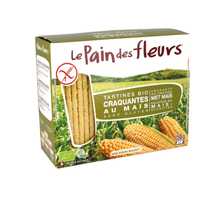 Mais Crackers BIO 150g