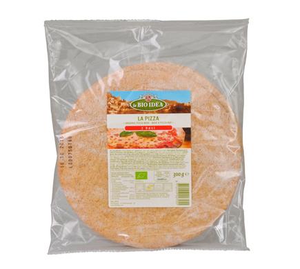 Pizzabodems (2 st.) BIO