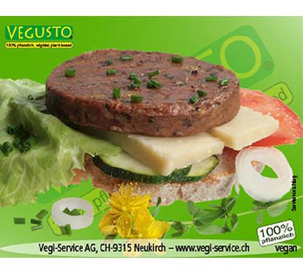 Funghi No Muh Burger 140g