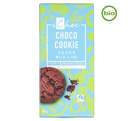 Rice Choc Choco Cookie BIO 80g