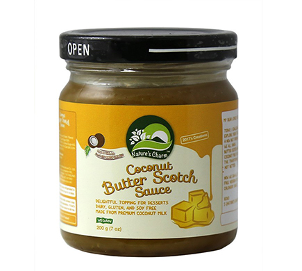 Coconut Butter Scotch Sauce 200g