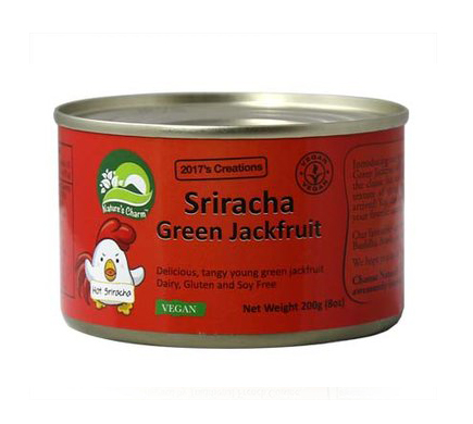 Jackfruit Sriracha 200g