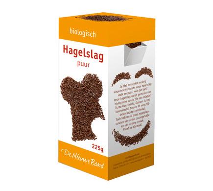 Chocolade Hagelslag Puur BIO 225g