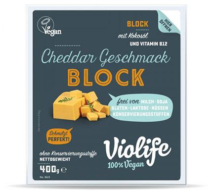 Blok Cheddar 400g