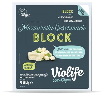 Blok Mozzarella 400g