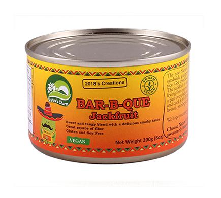 Jackfruit BBQ 200g