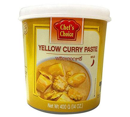 Currypasta Geel 400g