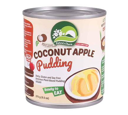 Coconut Apple Pudding 270g
