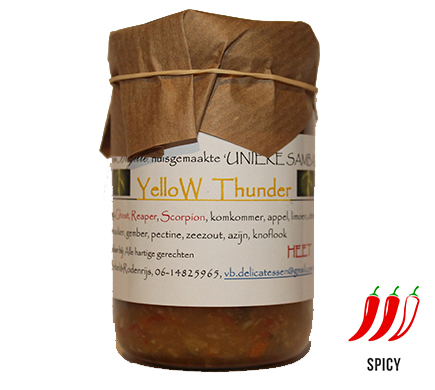 Yellow Thunder 100g