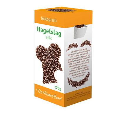 Chocolade Hagelslag Mix BIO 225g