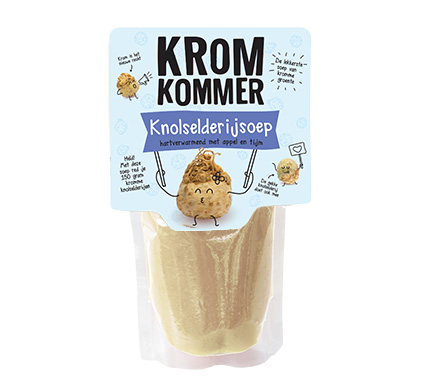 Knolselderijsoep 570ml