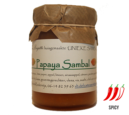 Papaya Sambal 100g