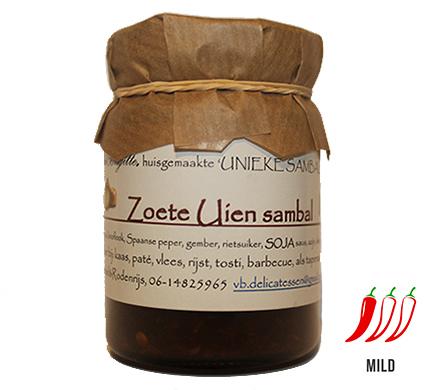 Zoete Uien Sambal 100g