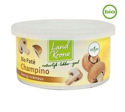Paté Champignon BIO 125g