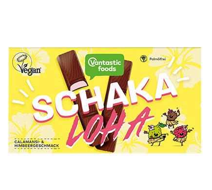 Schakaloha Chocoreepjes 100g (t.h.t. 07-05)
