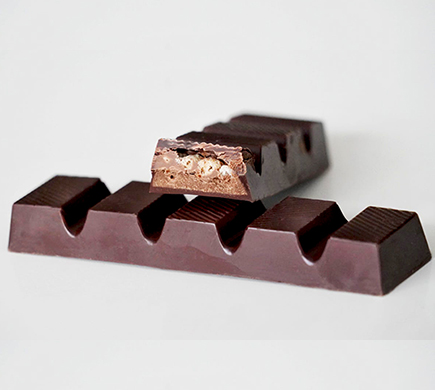 Chocolate Bar Crispy 40g