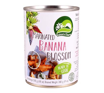 Bananenbloesem Gemarineerd 510g