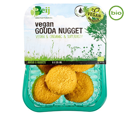 Vegan Gouda Nuggets BIO 200g
