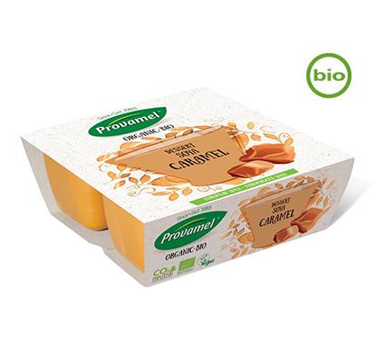 Soja Dessert Karamel BIO 500g