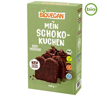 Cakemix Chocolade BIO 380g