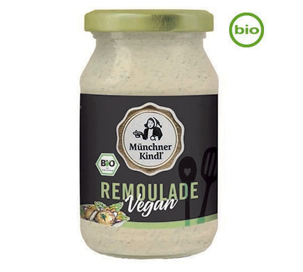 Vegan Remoulade BIO 250ml