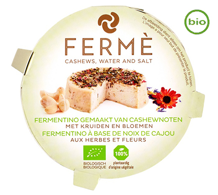 Cashew Fermentino Kruiden & Bloemen BIO 90g