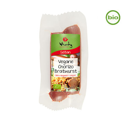 Braadworst Chorizo BIO 130g