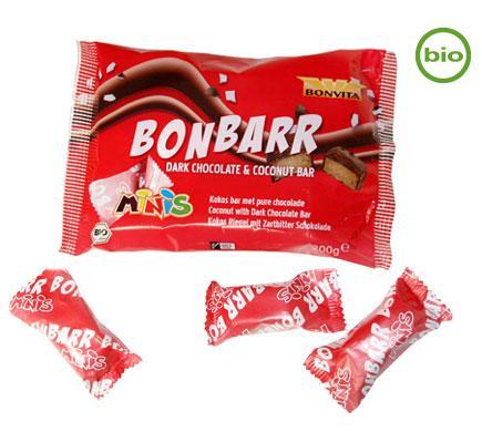 Bonbarr Mini's Chocola Kokos BIO 200g