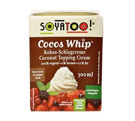 Cocos Whip Kokosslagroom 300ml